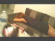 HUMM my friend shows her sexy ass in miniskirt, omg 2