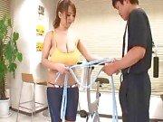 Hitomi Tanaka Gym Tit Fuck