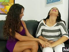 Jewels Jade and Danica Dillon suck dick
