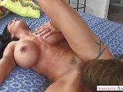 Amazing Step Mom Jewels Jade loves my cock