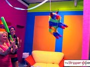 The Stripper Experience - Jessica Jaymes & Helly Hellfire