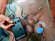 Extreme electric torture cock balls 1 of 2