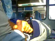 Flasher in the bus