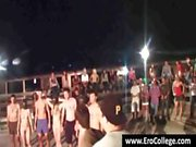 Sexy beach party get some hot naked games going and some nasty sex too