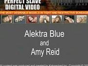 Alektra Blue Amy Reid in Hot Bondage!