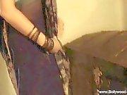 Beautiful Bollywood babe Dancing Brunette