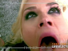 Sarah Vandella - Blonde Babe is CockHungry
