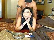 Milf have sex while smoking