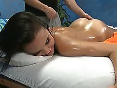 Hot gal gets ass banged