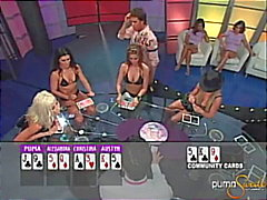 Puma Swede in poker tournament.