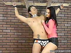Victoria Sinn's BDSM Game