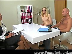 FemaleAgent - MILF fucks hot girls boyfriend