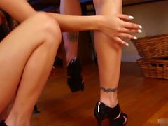 Raylene is a strong Latina woman and she wants to make sure that