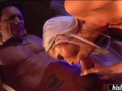 Nikki Benz craves for a thick schlong