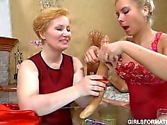 russian mature flo & virginia 01