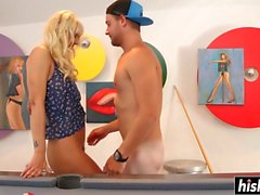 Delicious dick makes Brooke Banner happy
