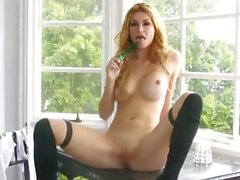 Pretty nerd heather vandeven delight her pink taco