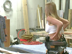 boob dog collar girlz three - scene 2