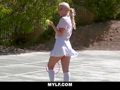 MYLF - Hot MILF Fucked By Tennis Instructor