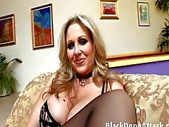 Blond Julia Ann gets fucked