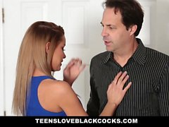 eensLoveBlackCocks - Tanner Mayes Fucks Big Black Neighbor