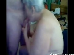 Grandma Gives A Great Blowjob