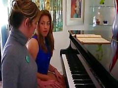 Piano teacher gets seduced by student