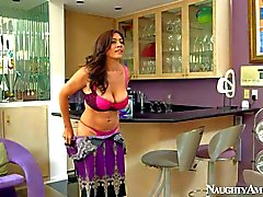 Big titty MILF Raylene is dick hungry