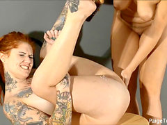 Paige Turnah - lovemaking paraffin wax