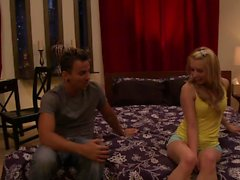 Raw Fucking Sex - Young Blonde Lexi Belle Jizzed