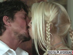 Blonde schoolgirl Jesse Jane fucks her teacher - Digital Pla