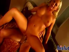 Stunning Bree Olson gets drilled really hard