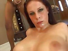 Guys blow loads on Gianna Michaels
