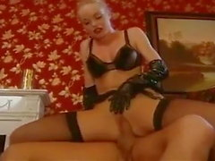 Laura Angel, Silvia Saint threesome